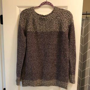 Fate Purple Sweater